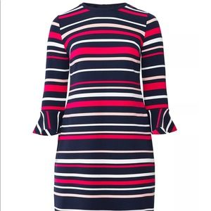 Draper James Eloquii striped dress, Size 14